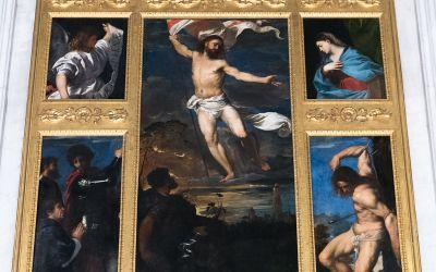 Tiziano Vecellio a Brescia